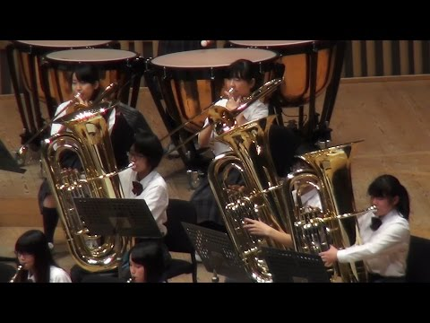 下京中学校~2015吹奏楽祭 京都~