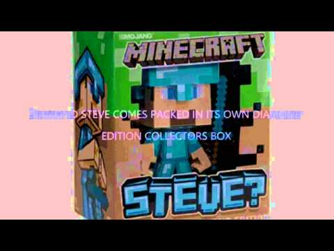 Video See the latest YouTube of Minecraft Exclusive Diamond Steve