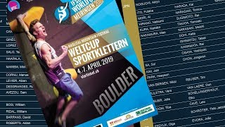 The 2019 World Cup is here! Meiringen preview! by OnBouldering