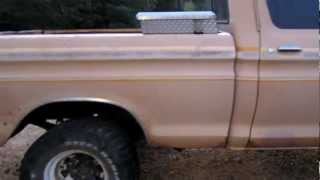 1978 Ford F150 4x4 SWB..... FOR SALE