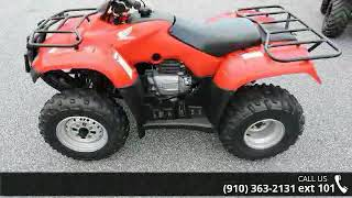 10. 2012 Honda FourTrax Recon  - Sport Cycles - Charlotte - R...