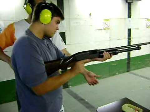Treinamento calibre .12
