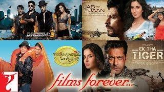 yrf - films forever...