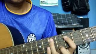 Tutorial bas & gitar tetap semangat - Bondan Prakoso