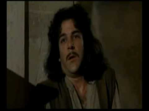 Inigo Montoya find the six fingered man