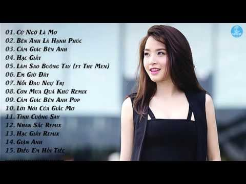 Những Ca Khúc Nhạc Trẻ Mới và Hay Nhất Hải Băng 2016 - Album Cứ Ngỡ Là Mơ - Thời lượng: 2:08:03.