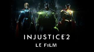 On se retrouve pour injustice 2 le film L'affrontement entre Batman et Superman continue ! Synopsis...