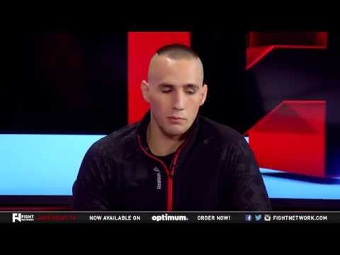 5 Rounds with Rory MacDonald on UFC 189 Rematch vs. Robbie Lawler and More