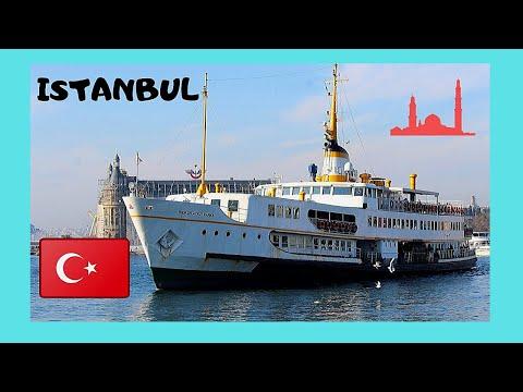 ISTANBUL: My scenic boat ⛴️ trip to Princes Islands (Turkey)