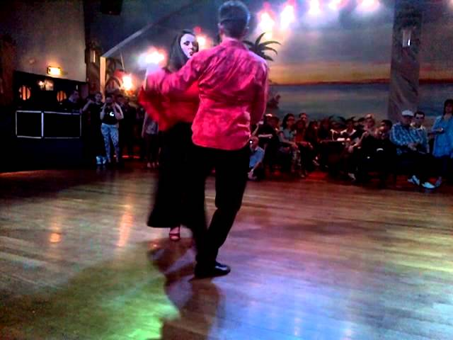 Dany e Graziano  I.H.D.A International Hustle Dance Association ITALIA