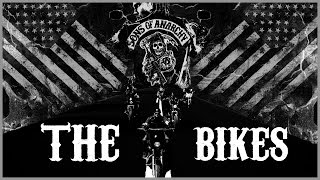 Download Video SONS OF ANARCHY - THE BIKES MP3 3GP MP4