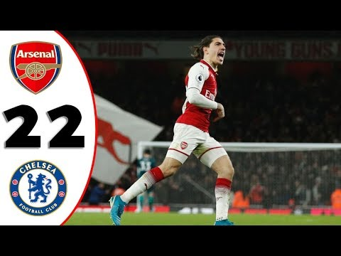 WHAT A EPIC GAME !! Arsenal vs Chelsea 2-2 All Goals & Highlights 01/03/2018 HD