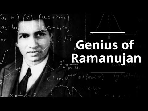 Genius Of Ramanujan | The Man Who Knew Infinity - The Secrets of the Universe