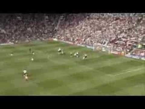 Image of Freekick goals from David Beckham