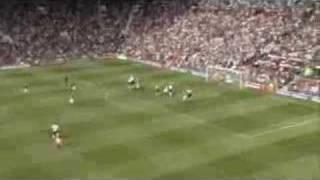 Die besten Freistöße des David Beckham