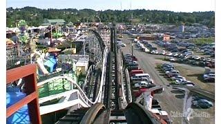 Puyallup (WA) United States  city images : Classic Coaster POV - Washington State Fair - Puyallup, Washington, USA