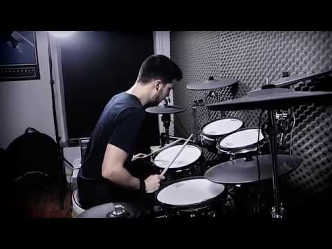 Linkin Park - Guilty All The Same - Drum Cover By Adrien