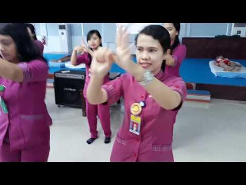 Video Handwash Dance Tim Akreditasi RSU Bina Kasih Medan #kekinian download in MP3, 3GP, MP4, WEBM, AVI, FLV January 2017