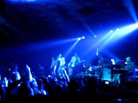 "Shed Seven ""Disco Down"" Live @ Glasgow Barrowlands 2nd Dec 2011"