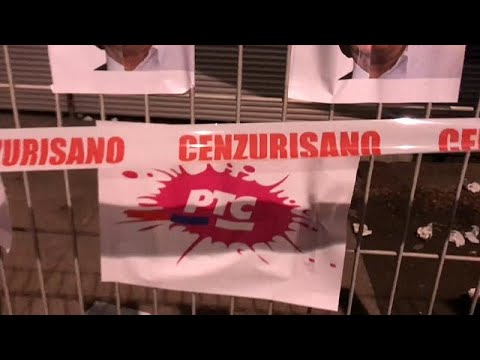 Serbien: Tausende demonstrieren in Belgrad gegen Zensur