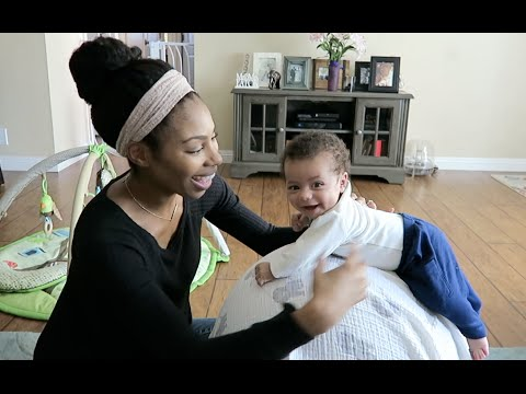 Occupational Therapy: Tummy Time 2-3 Months| Tummy Time Techniques