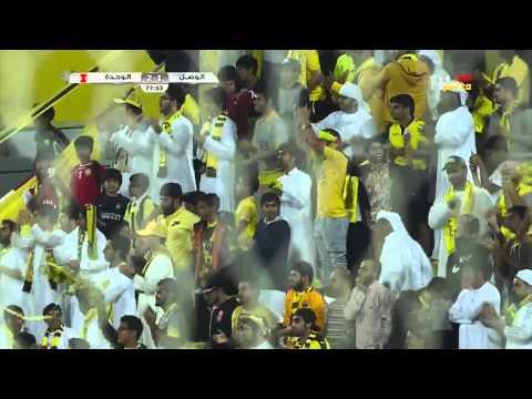 Al Wasl 1 x Al Wahda 2 AG Cup 19 01 2016 Goal
