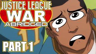 Nonton Justice League War Abridged Part 1 Film Subtitle Indonesia Streaming Movie Download