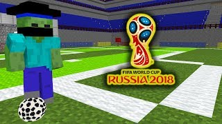 Video Monster School : FIFA WORLD CUP 2018 - Minecraft Animation MP3, 3GP, MP4, WEBM, AVI, FLV Oktober 2018