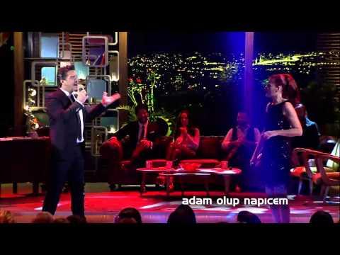 Beyaz Show - Candan Erçetin'in Beyaz'a Cevabı ve Mutlu Son (23.01.2015)
