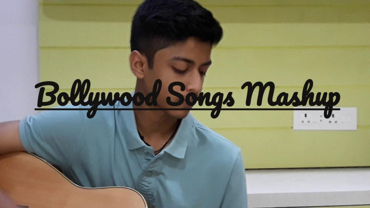 Hit Bollywood Songs Mashup Guitar Cover