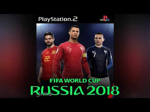 PES 2018(PS2) DLC FIFA World Cup Russia