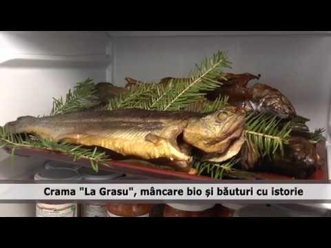 Crama La Grasu, mâncare bio și băuturi cu istorie