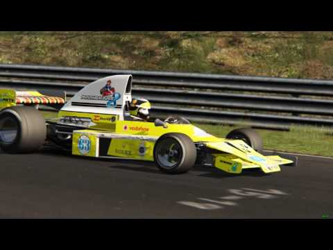 Master Legends - F1'70 Nordschleife (Nurburgring)