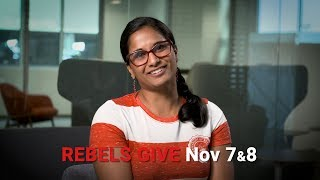 #RebelsGive: Why should you make a gift to #UNLV?