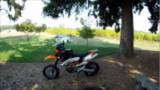 8. KTM 690 Enduro R 2010  update
