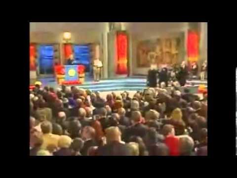 Muhammad Yunus Nomination and Ceremony - Nobel Peace Prize Laureate 2006