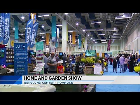 Home and Garden Show begins in Roanoke