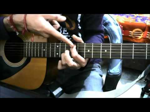 All The Things U Wanted – Famous Riffs & Intros – guitar lesson famous bollywood