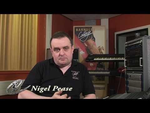 ProTools tutorial on IO Setup with Nigel Pease