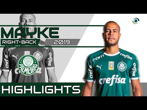 Mayke - Lateral-Direito/Right-Back - Palmeiras - 2019