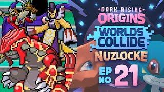 KINKY DIGIMON Pokémon Dark Rising World's Collide Nuzlocke Ep 21 w/ TheKingNappy! by King Nappy