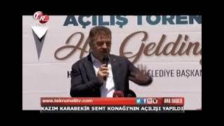 Kazım Karabekir Semt Konağı - Tek Rumeli Tv