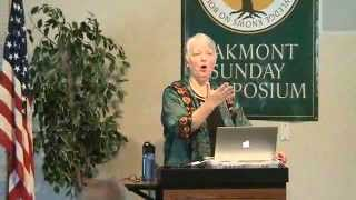 "121028 Charlene Lohmeier ""Evolution of the English Language"""