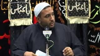 06 Sheikh Abbas Ismail (ENGLISH) :: 6th Muharram 1436 :: 30th Oct 2014 :: Bandra Khoja Masjid Mumbai