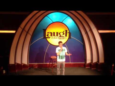 Matt Rife At The Laugh Factory