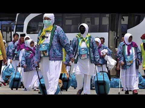 Τουλάχιστον 2,6 εκ μουσουλμάνοι στη Μέκκα για τον εορτασμό του Χαζ