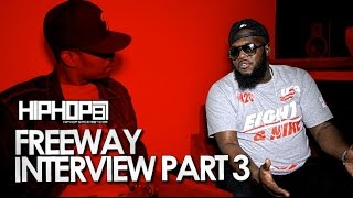 """Freeway Talks Making """"What We Do"""", Working With Just Blaze, Memorable Studio Sessions & More"""