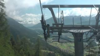 Fulpmes Austria  city photos : Gondelbahn Schlick 2000 Kolej linowa Schlick 2000 Fulpmes - Kreuzjoch Austria Dolina Stubai