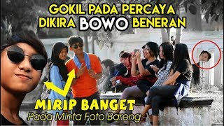 Video GOKIL   Pura-pura jadi BOWO TikTok Banyak yang minta foto - PRANK INDONESIA MP3, 3GP, MP4, WEBM, AVI, FLV Desember 2018