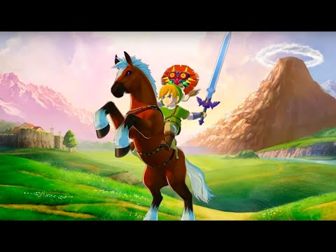 Monster Hunter Stories Official The Legend of Zelda DLC Trailer